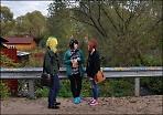 Разноцветные девчонки