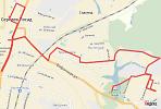 8 июля с 19:00 улицы Сергиева Посада будут перекрыты на «Велоночь»
