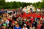 Фестиваль национальных видов спорта «Русский мир»