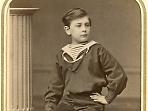 Андрей Мамонтов в раннем возрасте