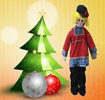 «Новый год с Петрушкой в музее игрушки»