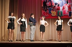 """Конкурс """"Мисс студенчество -  2012"""""""
