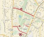 Движение в Сергиевом Посаде во время Дня района 9 сентября будет частично ограничено. Центр перекрывать не будут