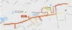 15 июля для легкоатлетического марафона снова перекроют город