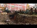 Теплотрассу на Карла Маркса ремонтируют без перекрытия улицы