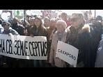 Митинг за чистые воздух и воду прошёл в Сергиевом Посаде