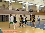 За звание лучших баскетболисток района боролись студентки местных ВУЗов