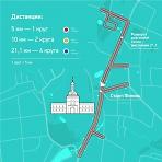 Пройти «Сергиевым путем»: легкоатлетический полумарафон пройдет в Сергиевом Посаде 20 июля