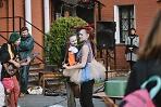 Третий фестиваль уличной культуры «Музей&StreetArt» прошел в Сергиевом Посаде