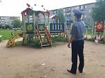 В Сергиевом Посаде устранили нарушения на детских площадках после вмешательства Госадмтехнадзора