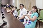 Многодетной семье Карпенко вручили сертификат на улучшение жилищных условий