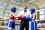 Чемпионат района по боксу проходит в Сергиевом Посаде
