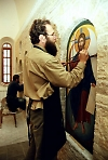 Монах, иконописец, лауреат Госпремии
