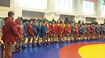 Спортсмены из Сергиева Посада боролись на Первенстве Московской области по самбо