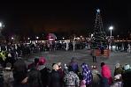 Первые Новогодние ёлки в Сергиево-Посадском районе зажглись в парках «Скитские пруды» и «Покровский»