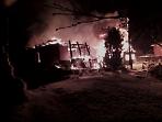 В пожаре в Киримово погиб человек