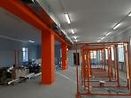 В Ресурсном центре трубной промышленности в Сергиевом Посаде завершены строительные работы
