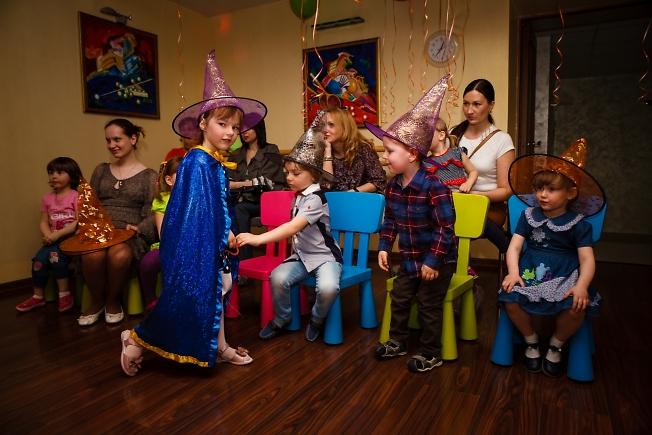 детский праздник, апрель 2014