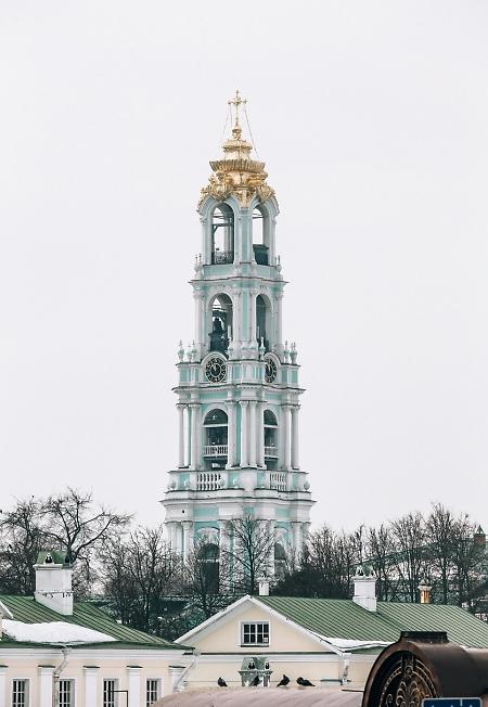 март 2017, колокольня