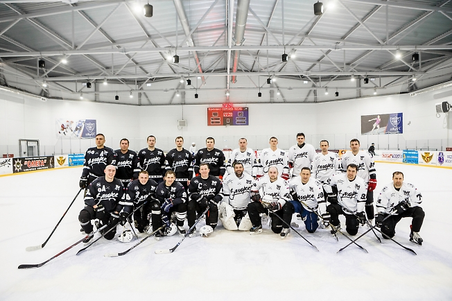 июнь 2017, команда Загорск