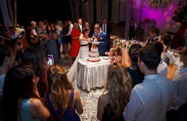 август 2017, свадьба