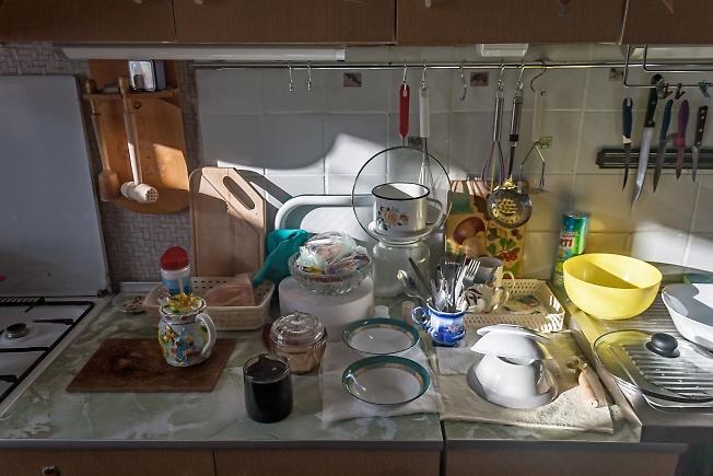 октябрь 2018, кухня
