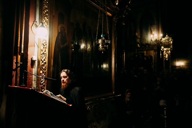 апрель 2019, Пасха в Лавре