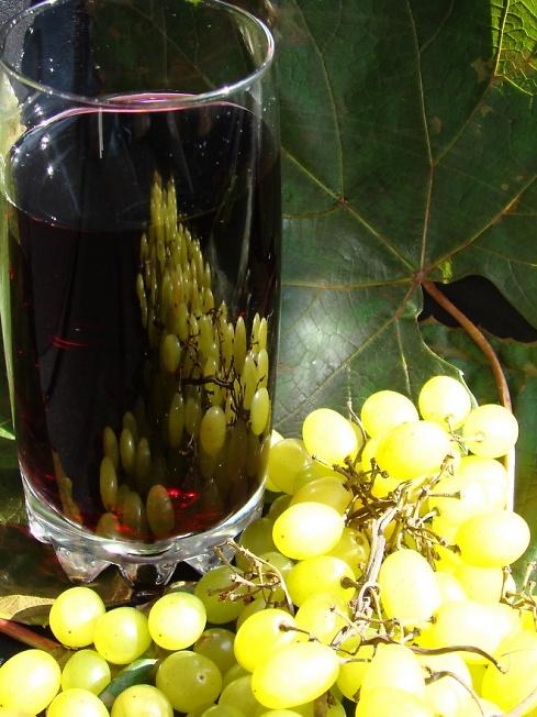 Вино и виноград неразделимы.