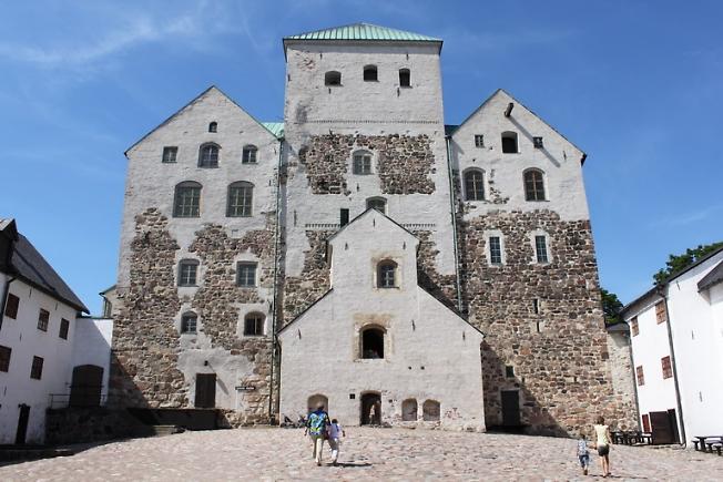 Крепость в г.Турку