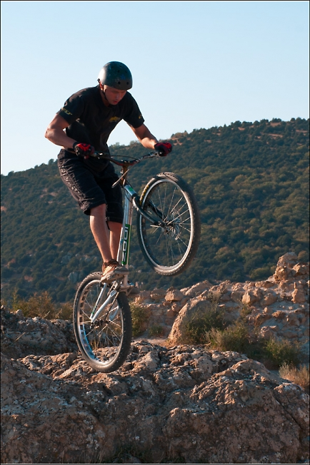 Велолето, велогоры
