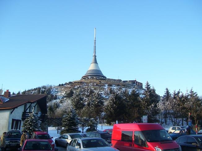 Гора Йештед