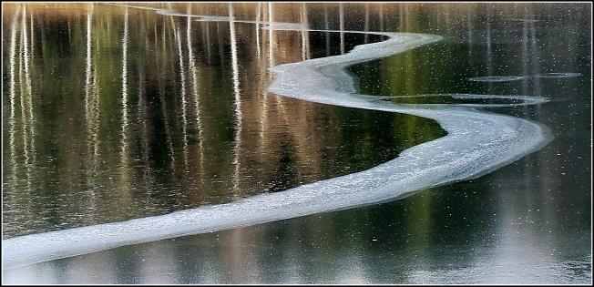 Рисунок на льду
