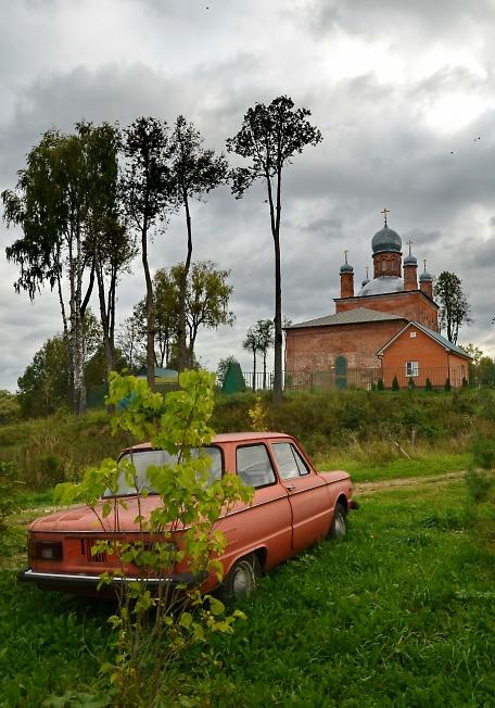 В Шарапово