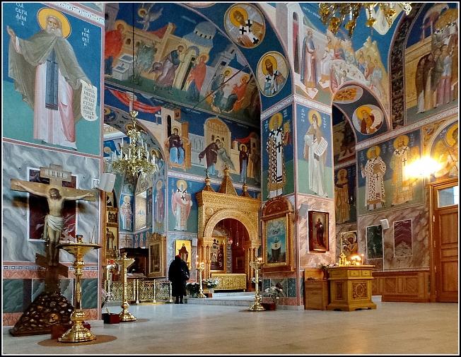 В Покровском соборе
