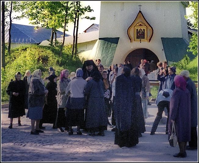 Памяти архимандрита Тихона