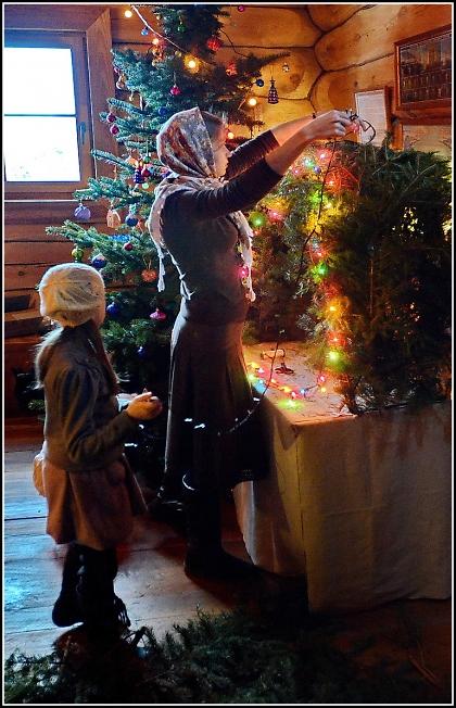 К Рождеству Христову