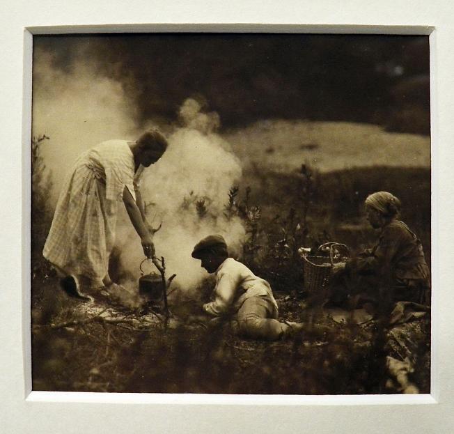 Без названия. Василий Улитин, 1924 год