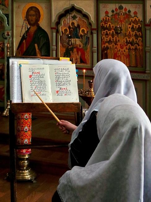 Великий Четверг, церковь святителя Николы на Берсеневке 2