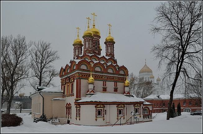 Наша церква св. Николы на Берсеневке