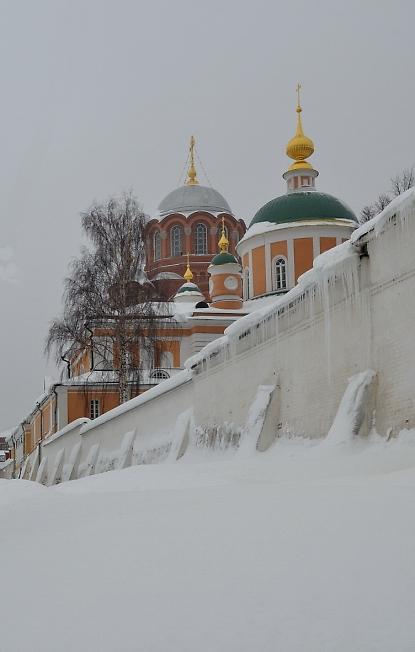 Покровский Хотьков монастырь