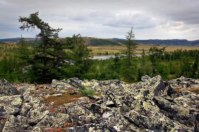 Вид с плато 2