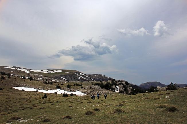 По крымским горам