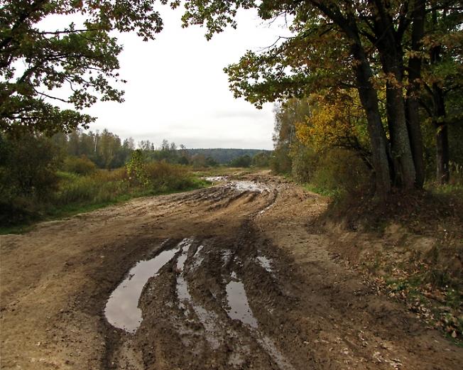 Дорога на Гремячий 3