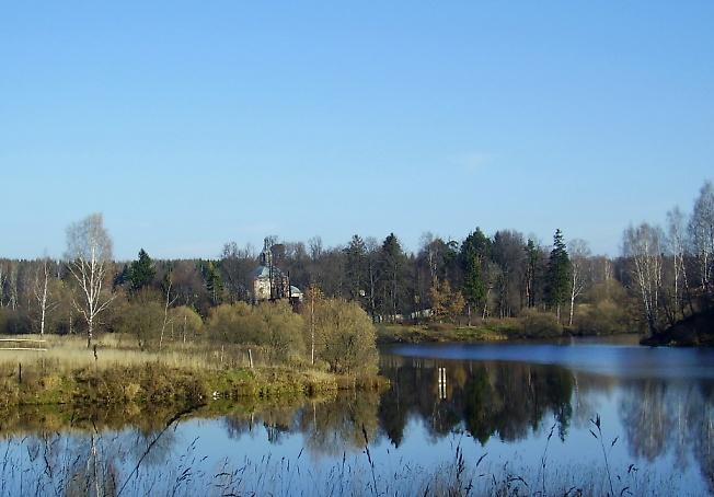 Средний Скитский пруд