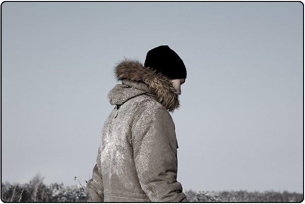 Снежный человек :))