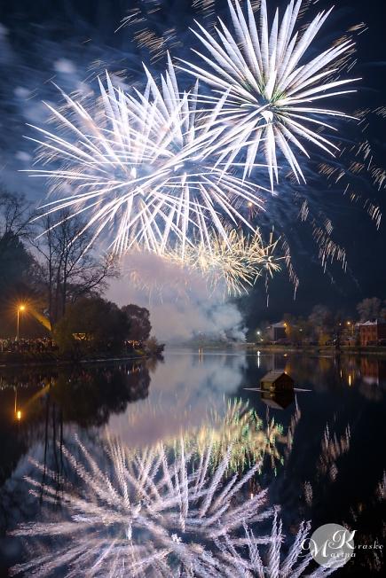Российский фестиваль фейерверков