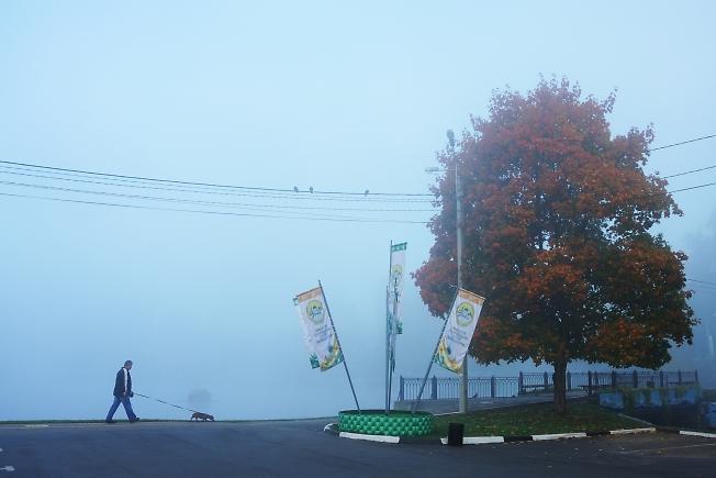 Утро на Келарском
