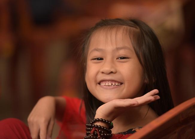 Тибетская красавица