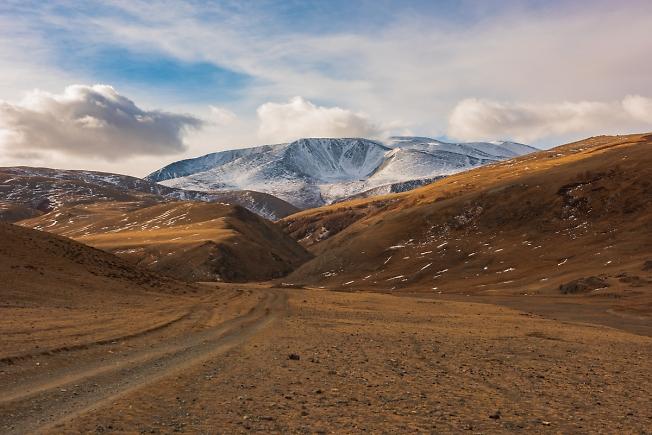 5 км .до Монгольской границы