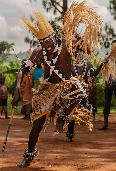 """""""Вот так радуются наши друзья из Бурунди возвращению Кудряшки в РОДНУЮ ГАВАНЬ"""